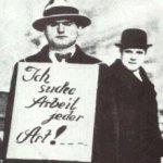 Las consecuencias de la depresión de 1929: parado en Alemania