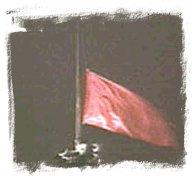 La bandera de la URSS es arriada en el Kremlin Diciembre de 1991