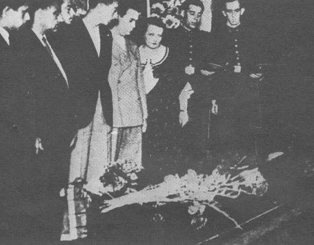 Asesinato del teniente José Castillo.