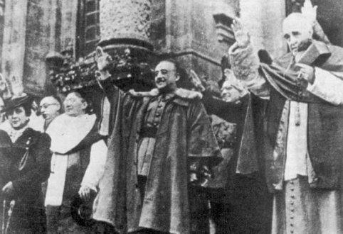 Munilla y la añoranza del nacional-catolicismo