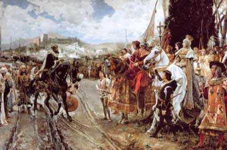 ... la conquista del reino nazari de granada los reyes catolicos la