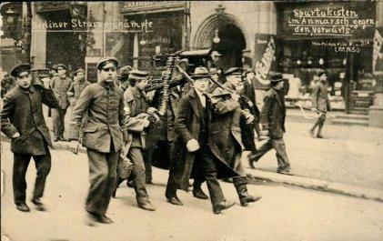 Historia del mundo en el siglo XX - La revolución rusa