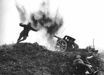 Megapost Imagenes de la primera guerra mundial y un resumen