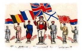 Galería de Imágenes - Primera Guerra Mundial