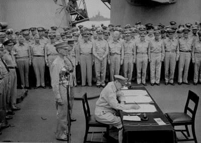 Para dirigir la ocupación y decidir el destino del pueblo japonés la